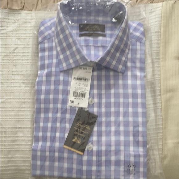 Tasso Elba Dress Shirt NWT
